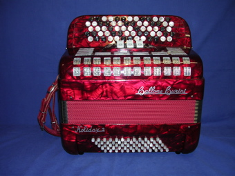 Accordéon Ballone Burini