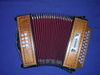 Accordéon diatonique Hohner