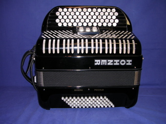 Accordéon Hohner Riviera Piccolo