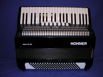 Accordéon Piano Hohner