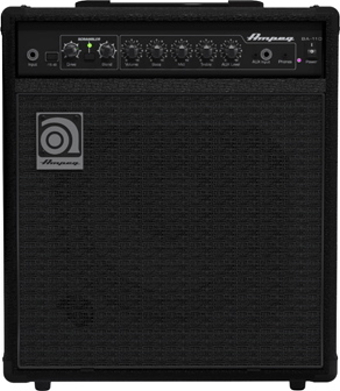 Ampli guitare basse Ampeg