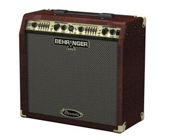 Ampli pour guitare acoustique Behringer