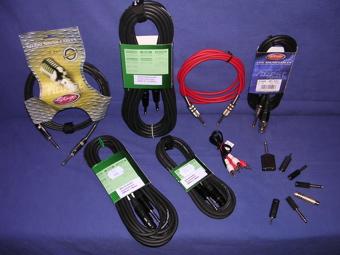 Câbles et connexions