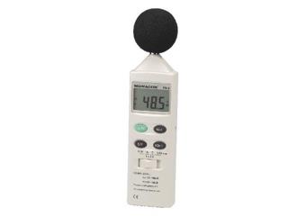 Decibelmètre, sonomètre
