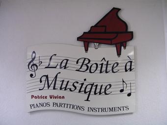 La Boîte-à-Musique, Echallens