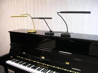 Lampes pour pianos