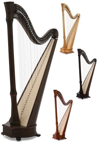 Les plus belles harpes magasin de musique - Housse de harpe celtique ...