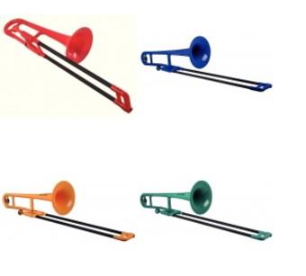 Mini-trombonnes Alto mib ou Ténor sib