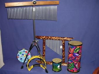 Orages drums