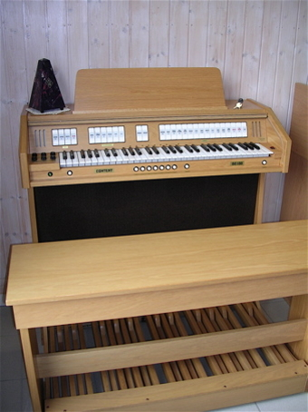 Orgue de démonstration, Content