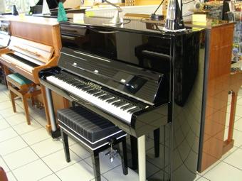 Piano droit Bechstein
