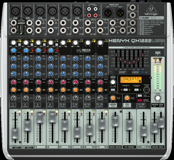 Table de mixage Behringer Xenyx