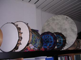 Tambourins