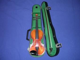 Violon d'occasion, copie Stradivarius