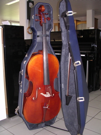 Violoncelle 4/4 neuf