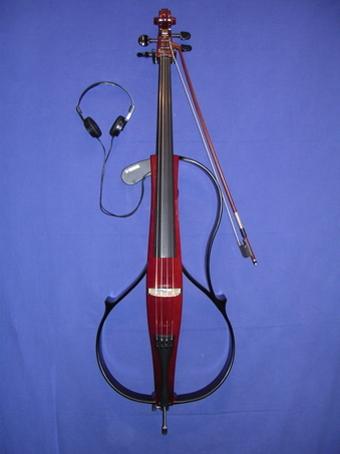Violoncelle 4/4 silent