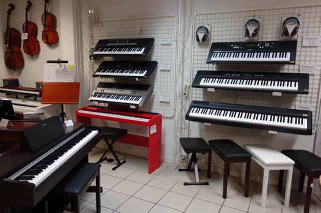 Claviers, synthés Yamaha