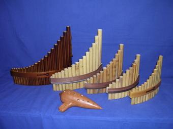 Flûtes de Pan