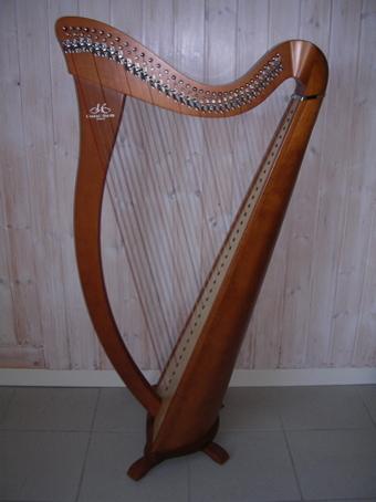 Harpe Celtique Camac