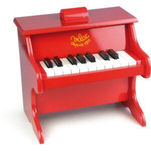klavier-piano-rot