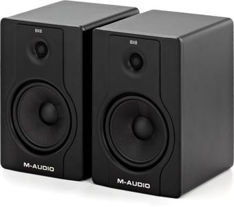 Moniteurs actifs M Audio