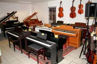 Pianos numériques électroniques