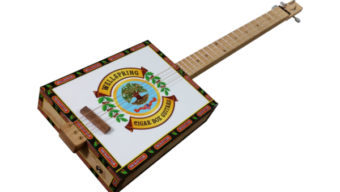 red-cigar-box-guitar-for-sale-front