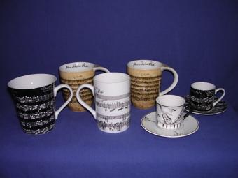 Tasses à café ou thé